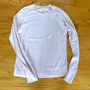 a new day Pale Pink Crew Neck Sweater in Sz S